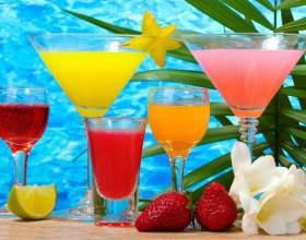 5 Рецептов летних коктейлей фото