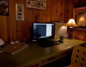 5 Секретов освещения для рабочего кабинета фото