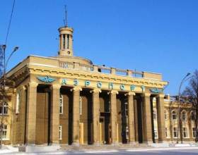 """Аэропорт """"северный"""" (новосибирск): память о былой славе фото"""