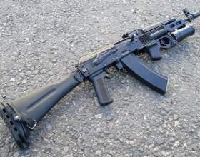 Ак-12. каким будет новый российский автомат фото