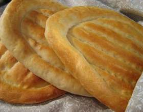 Армянский хлеб матнакаш фото