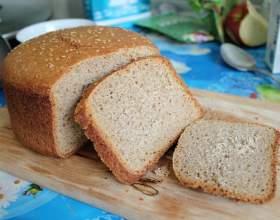 Бездрожжевой хлеб фото