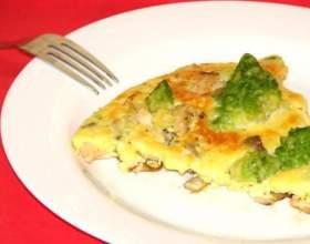 Блюда из цветной капусты фото