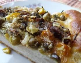 Бразильская пицца фото