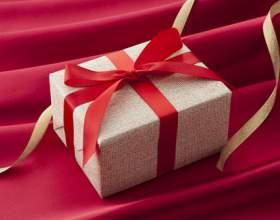 Бумажная упаковка: как оформить подарок фото