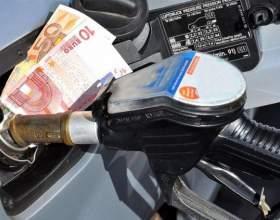 Цены на бензин в европе фото