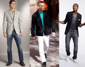 Чем блейзер отличается от пиджака фото