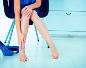 Чем лечить усталость ног фото