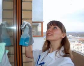 Чем лучше мыть стекла: народные рецепты фото