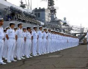 Чем отличается военный моряк от морпеха фото