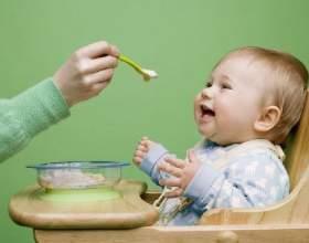 Чем подкармливать ребенка с 7 месяцев фото