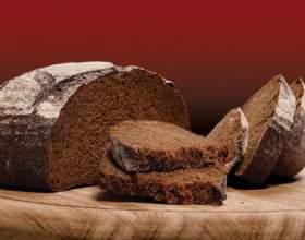 Чем полезен черный хлеб фото