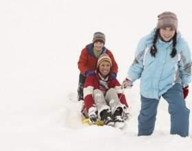 Чем занять ребенка на зимние каникулы фото