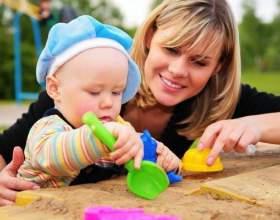 Чем занять ребенка в 1 год и 3 месяца фото