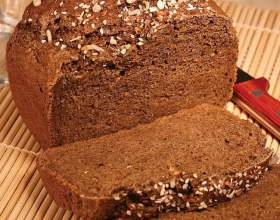 Черный хлеб – вкусное лакомство в домашних условиях фото