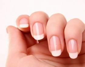 Что делать, если короткие ногти не растут фото