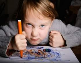 Что делать, если ребенок часто злится фото