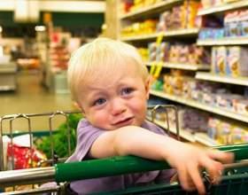 Что делать, если ребенок капризничает в магазине фото