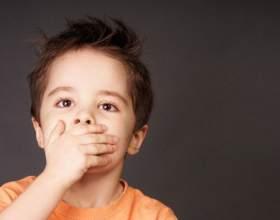Что делать, если ребенок матерится фото