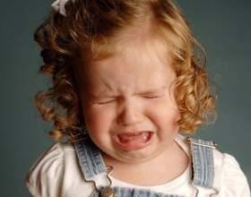 Что делать, если ребенок в 3 года закатывает истерики фото