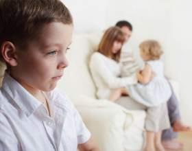 Что делать, если ребёнок ревнует фото