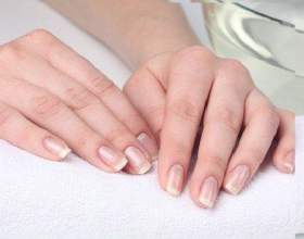 Что делать, если слоятся натуральные ногти фото