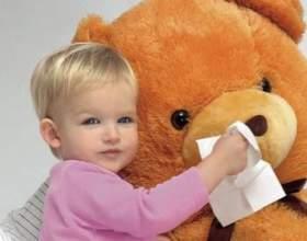 Что делать, если у ребенка насморк фото