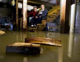 Что делать, если в подвале появилась вода фото