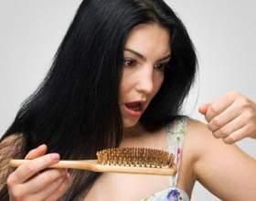Что делать от выпадения волос фото