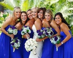 Что должна делать подружка невесты на свадьбе фото