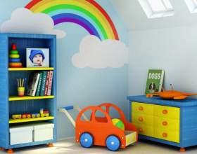 Что должно быть в комнате у ребенка 5-ти лет фото