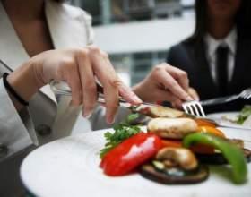 Что и как едят: этикет фото