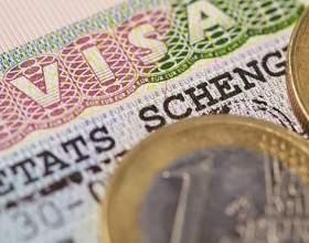Что из себя представляет шенгенская виза фото