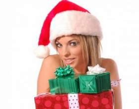 Что можно подарить девушке на новый год фото