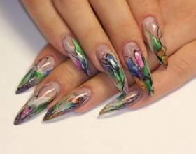 Что нужно для наращивания ногтей гелем в домашних условиях фото
