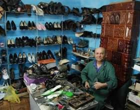 Что нужно для ремонта обуви фото