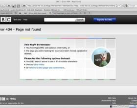 Что означает страница 404 error фото