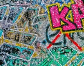 Что такое граффити фото