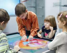Что такое интерактивный детский сад фото