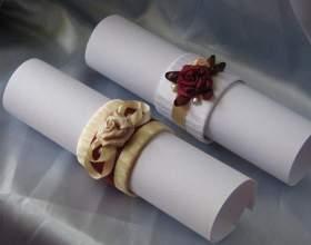 Что такое кольцо для салфеток и как его используют фото