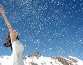 Что такое снег как природное явление фото