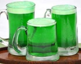 Что такое зеленое пиво фото