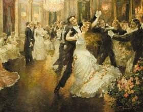 Что танцевали на балах в старину фото