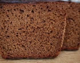 Что входит в состав теста для бородинского хлеба фото