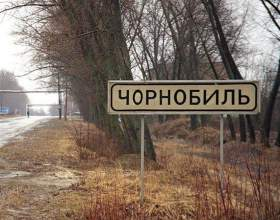 Что за город чернобыль фото