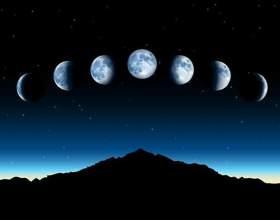 Что заслоняет луну, заставляя ее становиться месяцем фото