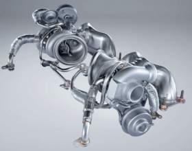 Что значит битурбированный двигатель фото