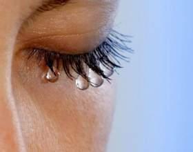 Что значит, если плачет только один глаз фото