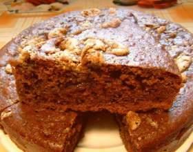 Десерт с халвой и сливками фото