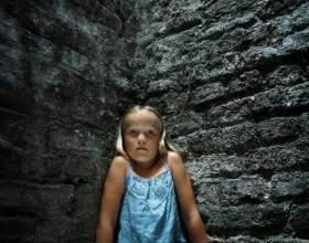 Детские фобии фото